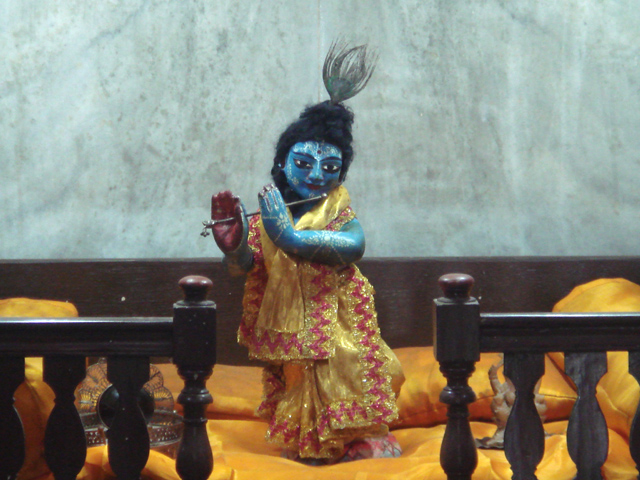 Krishna - Our family deity