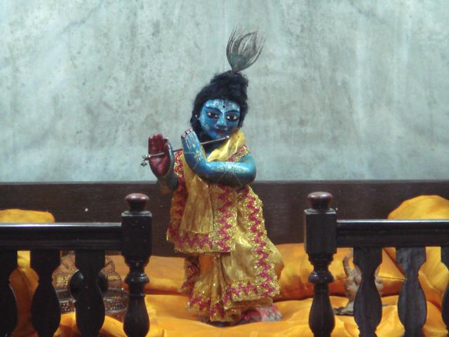 Krishna - Our family deity