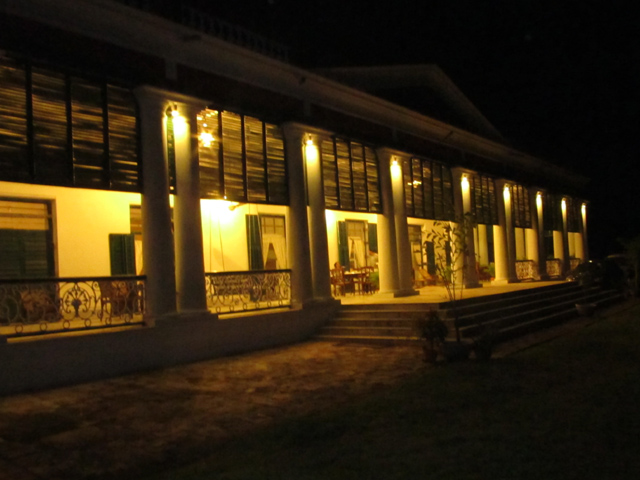 Balakhana by night